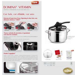 Idea-cucina-Pentola-a-Pressione-LAGOSTINA-Domina-Vitamin-5lt-con-fondo-Induzione-diametro-22cm-0-1