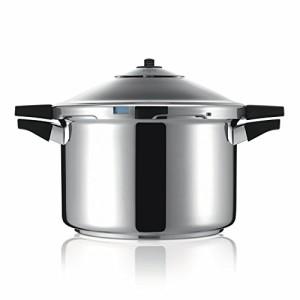 KUHN-RIKON-3016-Pentola-a-pressione-Duromatic-in-acciaio-INOX-con-manici-laterali-24-cm-4-litri-0-0