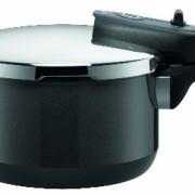 Silit-Sicomatic-T-Plus-8205590414-Pentola-a-pressione-in-acciaio-INOX-45-l-senza-inserto-colore-Antracite-0