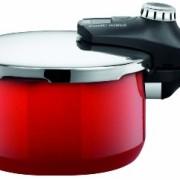 Silit-Sicomatic-econtrol-8605174811-Pentola-a-pressione-45-l-senza-cestino-colore-Rosso-0